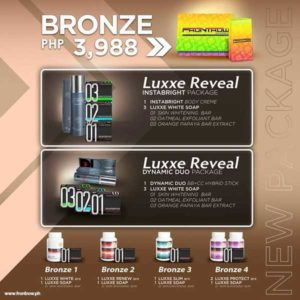 frontrow-international-new-bronze-package