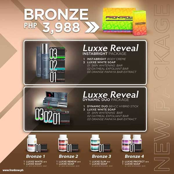 Frontrow International Luxxe White Enhanced Glutathione